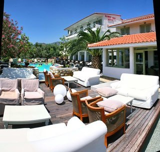 Pauschalreise Hotel Griechenland, Lesbos, Sandy Bay in Agios Isidoros  ab Flughafen Düsseldorf