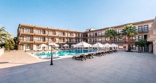 Pauschalreise Hotel     Zypern Nord (türkischer Teil),     Oscar Park Hotel in Agios Sergios