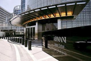 Luxus Hideaway Hotel Vereinigte Arabische Emirate, Dubai, Armani Hotel Dubai in Dubai  ab Flughafen weitere