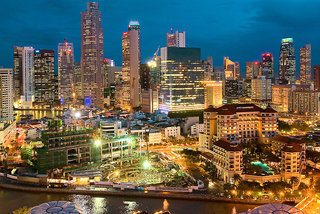Pauschalreise Hotel Singapur,     Singapur,     Sofitel Singapore City Centre in Singapur