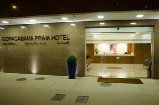 Pauschalreise Hotel Brasilien - weitere Angebote, Copacabana Praia Hotel in Rio de Janeiro  ab Flughafen Basel