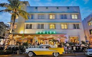 Pauschalreise Hotel Florida -  Ostküste, Avalon in Miami Beach  ab Flughafen Amsterdam