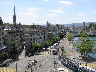 Pauschalreise Hotel Schweiz, Zürich Stadt & Kanton, Central Plaza in Zürich  ab Flughafen