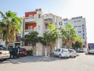 Pauschalreise Hotel Kroatien, Kroatien - weitere Angebote, Gala Split in Podstrana  ab Flughafen Düsseldorf