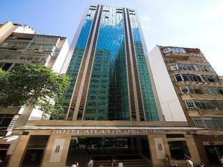 Pauschalreise Hotel Brasilien, Brasilien - weitere Angebote, Atlântico Business Centro in Rio de Janeiro  ab Flughafen Berlin
