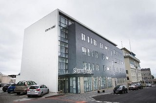 Pauschalreise Hotel Island, Storm in Reykjavik  ab Flughafen Amsterdam
