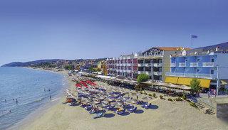 Pauschalreise Hotel Griechenland, Thassos, Ralitsa Hotel in Limenaria  ab Flughafen