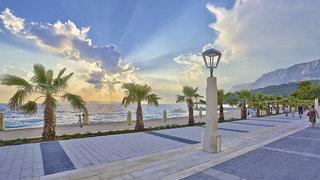 Pauschalreise Hotel Kroatien, Kroatien - weitere Angebote, Medora Auri Family Beach Resort in Podgora  ab Flughafen Basel