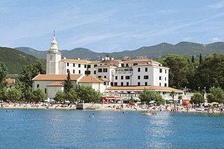 Pauschalreise Hotel Kroatien, Kroatien - weitere Angebote, Hotel Kastel in Crikvenica  ab Flughafen Bruessel