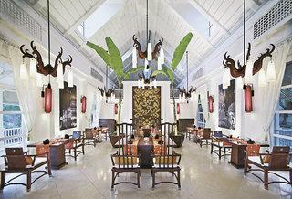 Luxus Hideaway Hotel Seychellen, Seychellen, Banyan Tree Seychelles in Anse Intendance  ab Flughafen Amsterdam