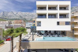 Pauschalreise Hotel Kroatien, Kroatien - weitere Angebote, Hotel Ani in Makarska  ab Flughafen Basel