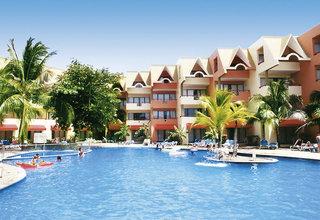 Dominikanische Republik,     Nordküste (Puerto Plata),     Casa Marina Beach (3  Sterne Hotel ) in Sosua