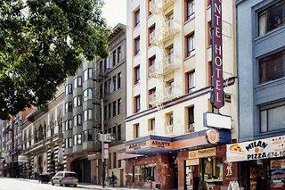 Pauschalreise Hotel Kalifornien, Adante in San Francisco  ab Flughafen Abflug Ost