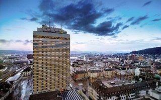 Pauschalreise Hotel Schweiz, Zürich Stadt & Kanton, Swissôtel Zürich in Zürich  ab Flughafen Amsterdam