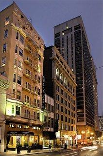 Pauschalreise Hotel USA, Kalifornien, The Cartwright Hotel - Union Square, BW Premier Collection in San Francisco  ab Flughafen