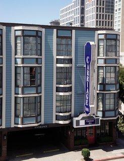 Pauschalreise Hotel USA, Kalifornien, Carriage Inn in San Francisco  ab Flughafen