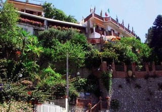 Pauschalreise Hotel Italien, Sizilien, Villa Greta in Taormina  ab Flughafen Abflug Ost