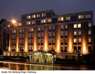 Pauschalreise Hotel Deutschland, Städte Nord, NH Hamburg Mitte in Hamburg  ab Flughafen Bruessel