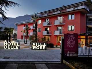 Pauschalreise Hotel Italien, Gardasee & Oberitalienische Seen, Villa delle Rose in Arco  ab Flughafen Basel