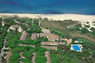 Pauschalreise Hotel Italien, Sardinien, Club Hotel Baiaverde & Club Residence Baiaverde in Valledoria  ab Flughafen Abflug Ost