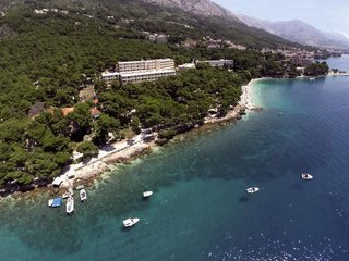 Pauschalreise Hotel Kroatien, Kroatien - weitere Angebote, Bluesun Hotel Maestral in Brela  ab Flughafen Basel