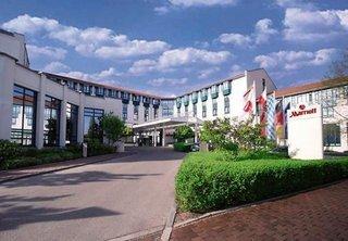 Pauschalreise Hotel Deutschland, Bayern, Marriott München Airport in Freising  ab Flughafen Bruessel