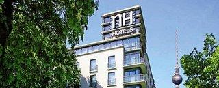 Pauschalreise Hotel Deutschland, Berlin, Brandenburg, Städtepaket Ursprüngliches Hauptstadtflair - NH Alexanderplatz ohne Transfer in BERLIN  ab Flughafen Basel