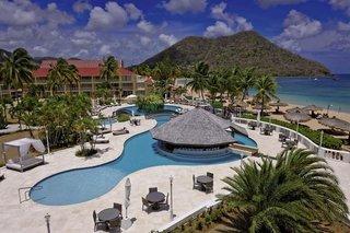 Pauschalreise Hotel St. Lucia, St. Lucia, Royal by Rex Resorts in Reduit Beach  ab Flughafen Frankfurt Airport