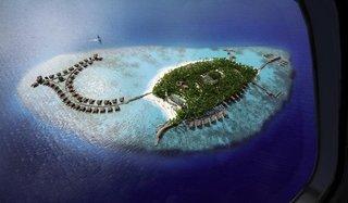 Luxus Hideaway Hotel Malediven, Malediven - weitere Angebote, The St. Regis Maldives Vommuli Resort in Vonmuli  ab Flughafen Amsterdam