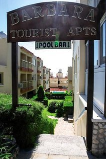 Pauschalreise Hotel Zypern, Zypern Süd (griechischer Teil), Barbara Tourist Apartments in Ayia Napa  ab Flughafen Basel