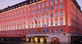 Pauschalreise Hotel Deutschland, Städte Süd, Eden Wolff in München  ab Flughafen Bruessel