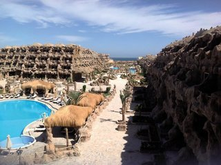 Pauschalreise Hotel Ägypten, Hurghada & Safaga, Caves Beach Resort in Hurghada  ab Flughafen