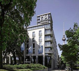 Pauschalreise Hotel Deutschland, Berlin, Brandenburg, Städtepaket Ursprüngliches Hauptstadtflair - NH Alexanderplatz ohne Transfer in BERLIN  ab Flughafen Bruessel