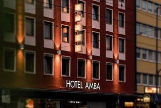 Pauschalreise Hotel Deutschland, Städte Süd, Hotel Amba in München  ab Flughafen Bruessel