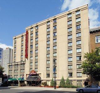 Pauschalreise Hotel Quebec, Lord Berri in Montreal  ab Flughafen Bremen