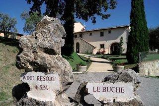 Pauschalreise Hotel Italien, Toskana - Toskanische Küste, Le Buche Wine Resort in Sarteano  ab Flughafen Bremen