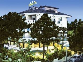 Pauschalreise Hotel Italien,     Italienische Adria,     Buratti in Pinarella