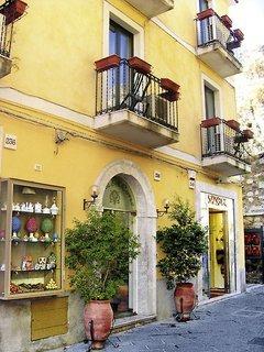 Pauschalreise Hotel Italien, Sizilien, Hotel del Corso in Taormina  ab Flughafen Abflug Ost