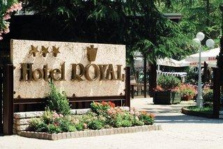 Pauschalreise Hotel Italien, Gardasee & Oberitalienische Seen, Hotel Royal & Hotel Palme & Suite in Garda  ab Flughafen Basel