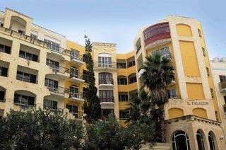 Pauschalreise Hotel Malta, Malta, Il Palazzin Hotel in Qawra  ab Flughafen Berlin