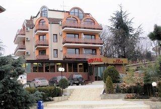 Pauschalreise Hotel Bulgarien, Riviera Nord (Goldstrand), Royal Beach Hotel in Goldstrand  ab Flughafen Amsterdam