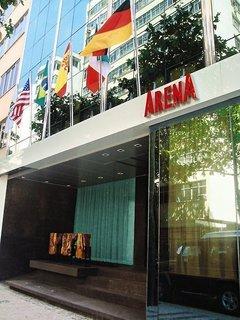 Pauschalreise Hotel Brasilien, Brasilien - weitere Angebote, Arena Copacabana in Rio de Janeiro  ab Flughafen Berlin-Tegel
