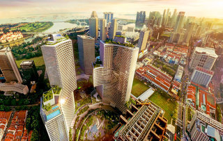 Pauschalreise Hotel Singapur, Singapur, Andaz Singapore in Singapur  ab Flughafen Abflug Ost