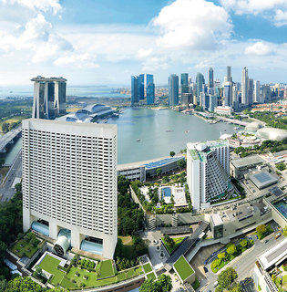 Pauschalreise Hotel Singapur, Singapur, The Ritz-Carlton Millenia in Singapur  ab Flughafen Abflug Ost