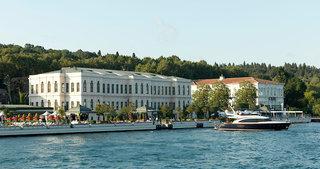 Luxus Hideaway Hotel Türkei, Istanbul & Umgebung, Four Seasons Hotel Istanbul At The Bosphorus in Istanbul  ab Flughafen Berlin-Tegel