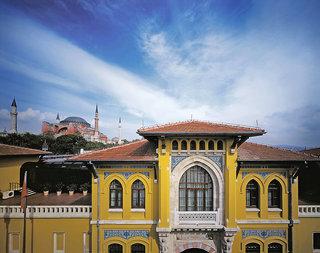 Luxus Hideaway Hotel Türkei, Istanbul & Umgebung, Four Seasons at Sultanahmet in Istanbul  ab Flughafen Abflug Ost