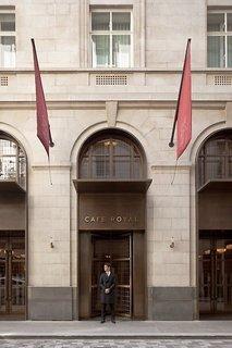 Pauschalreise Hotel Großbritannien, London & Umgebung, Cafe Royal in London  ab Flughafen Düsseldorf