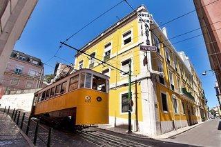 Pauschalreise Hotel Portugal, Lissabon & Umgebung, Turim Restauradores Hotel in Lissabon  ab Flughafen Berlin