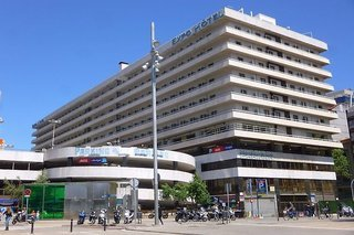 Pauschalreise Hotel Spanien, Barcelona & Umgebung, Expo Barcelona in Barcelona  ab Flughafen Berlin-Schönefeld
