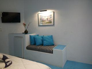 Pauschalreise Hotel Griechenland, Santorin, Perissa El Mar Rooms in Perissa  ab Flughafen